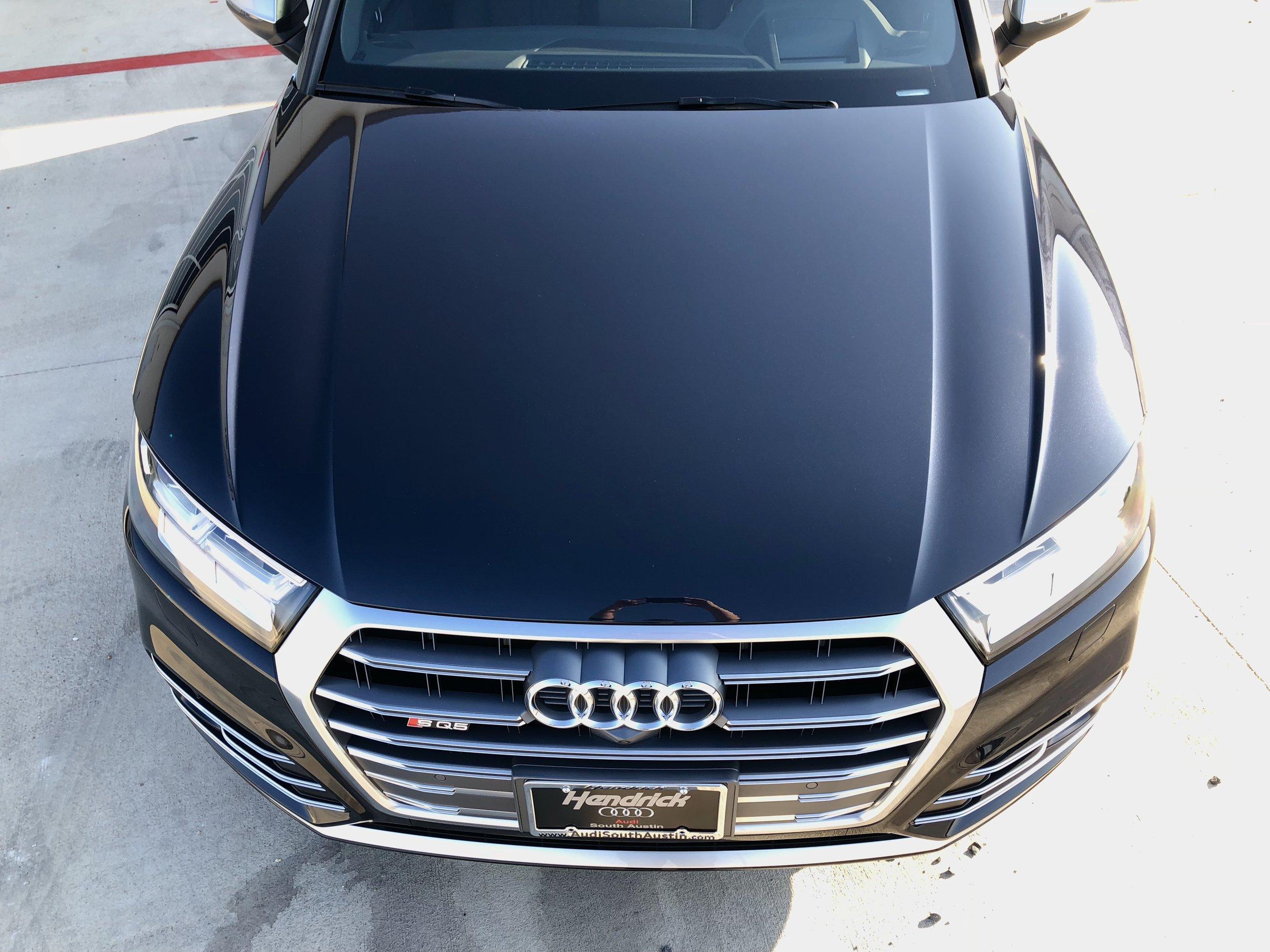 Audi SQ5 Paint Protection