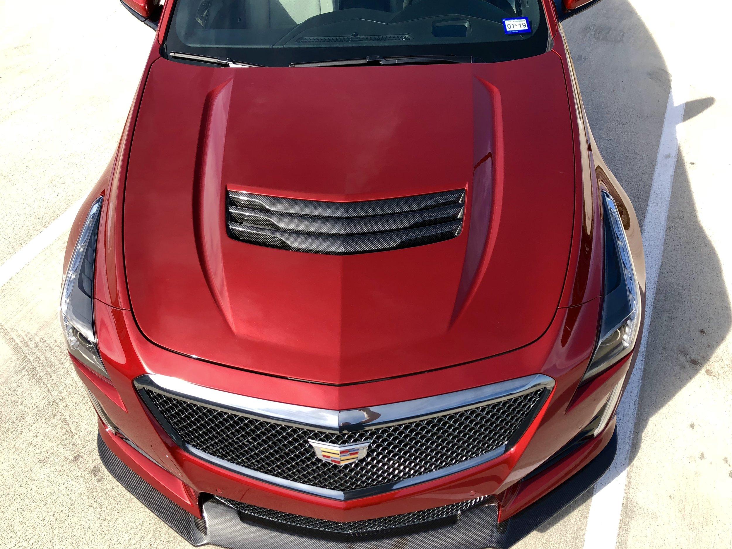 Cadillac CTSV Paint Protection Film