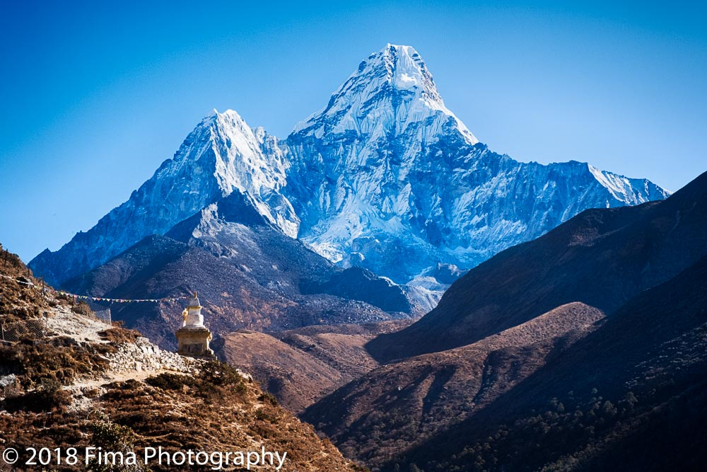 - Amu Dabla Mountain