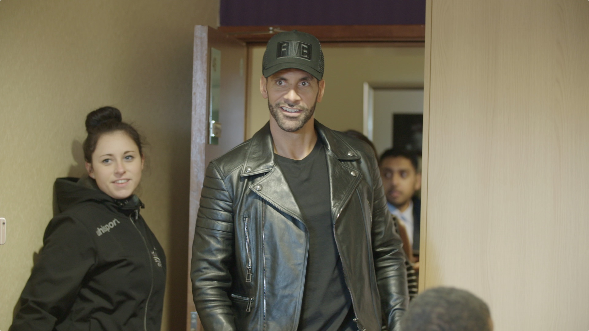 BT - 'Inspiring The Future' with Rio Ferdinand