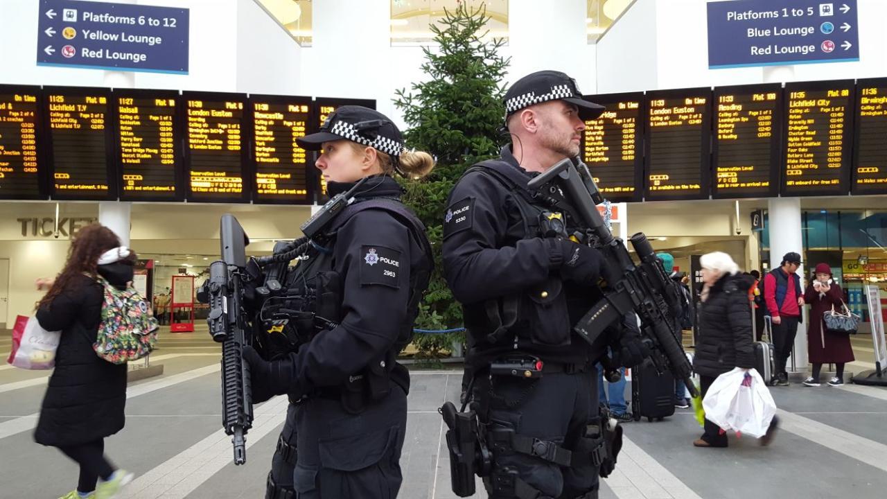 British Transport Police - 'We Are BTP'