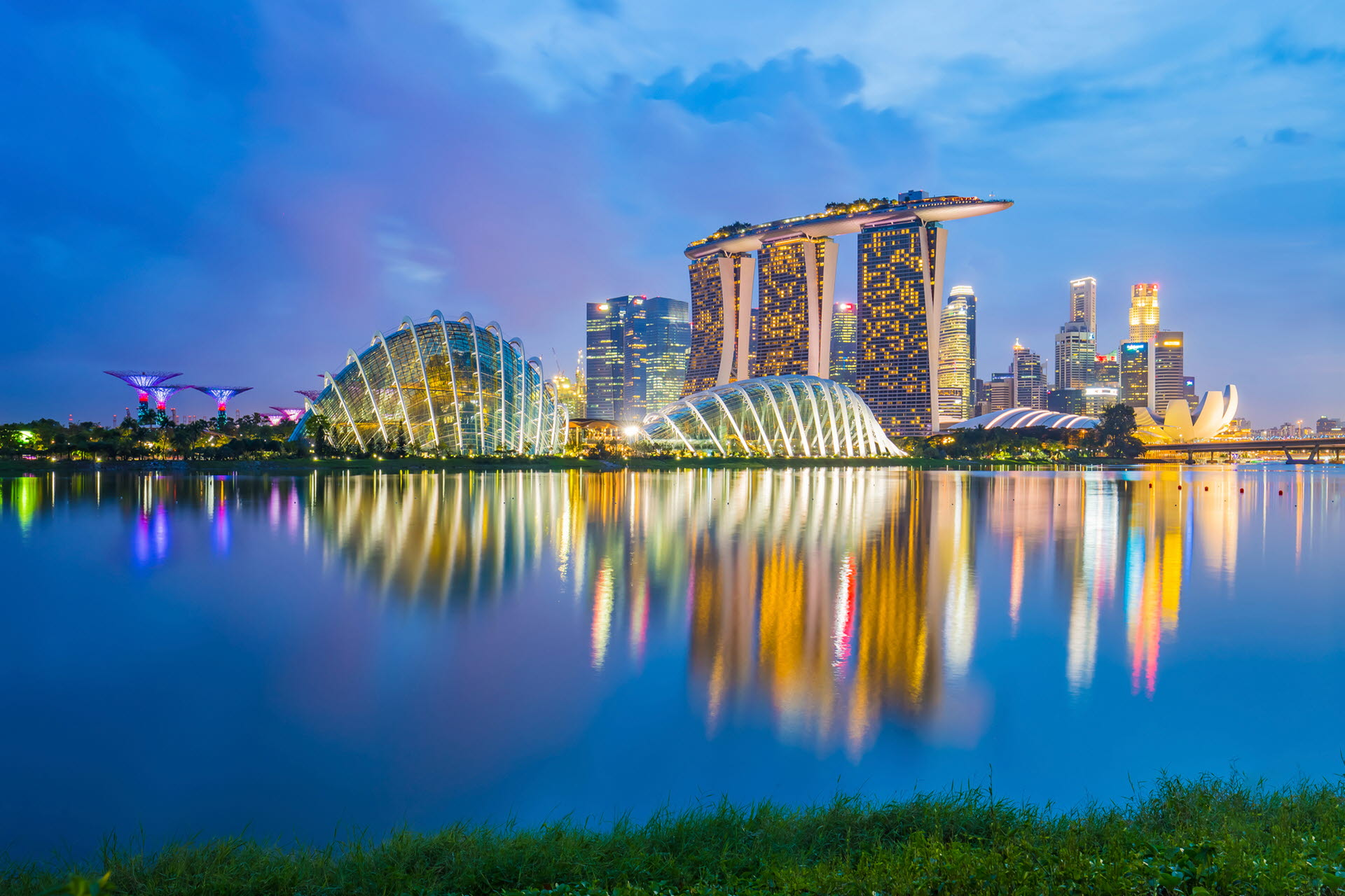 Telling Singapore's Story To The World