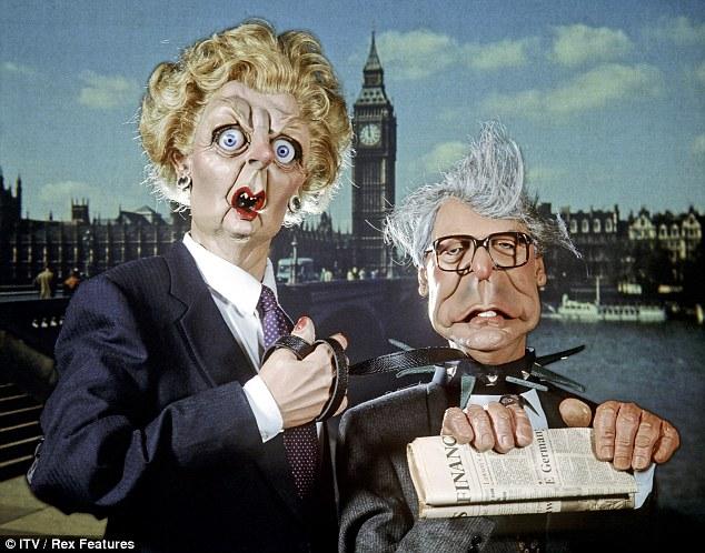 'Spitting Image' (ITV)