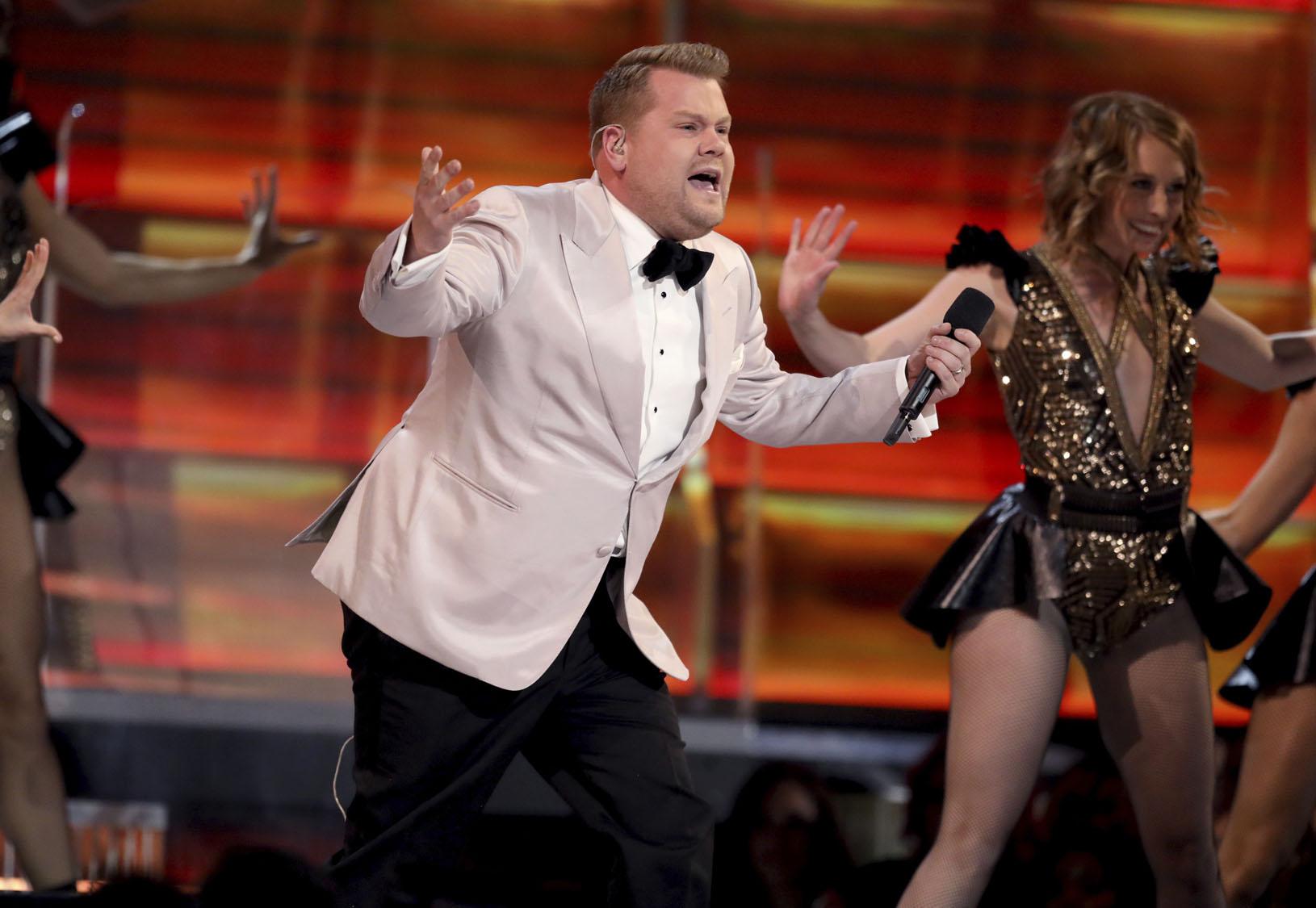 '59th Annual Grammy Awards' (CBS / 4Music) - Edit Producer