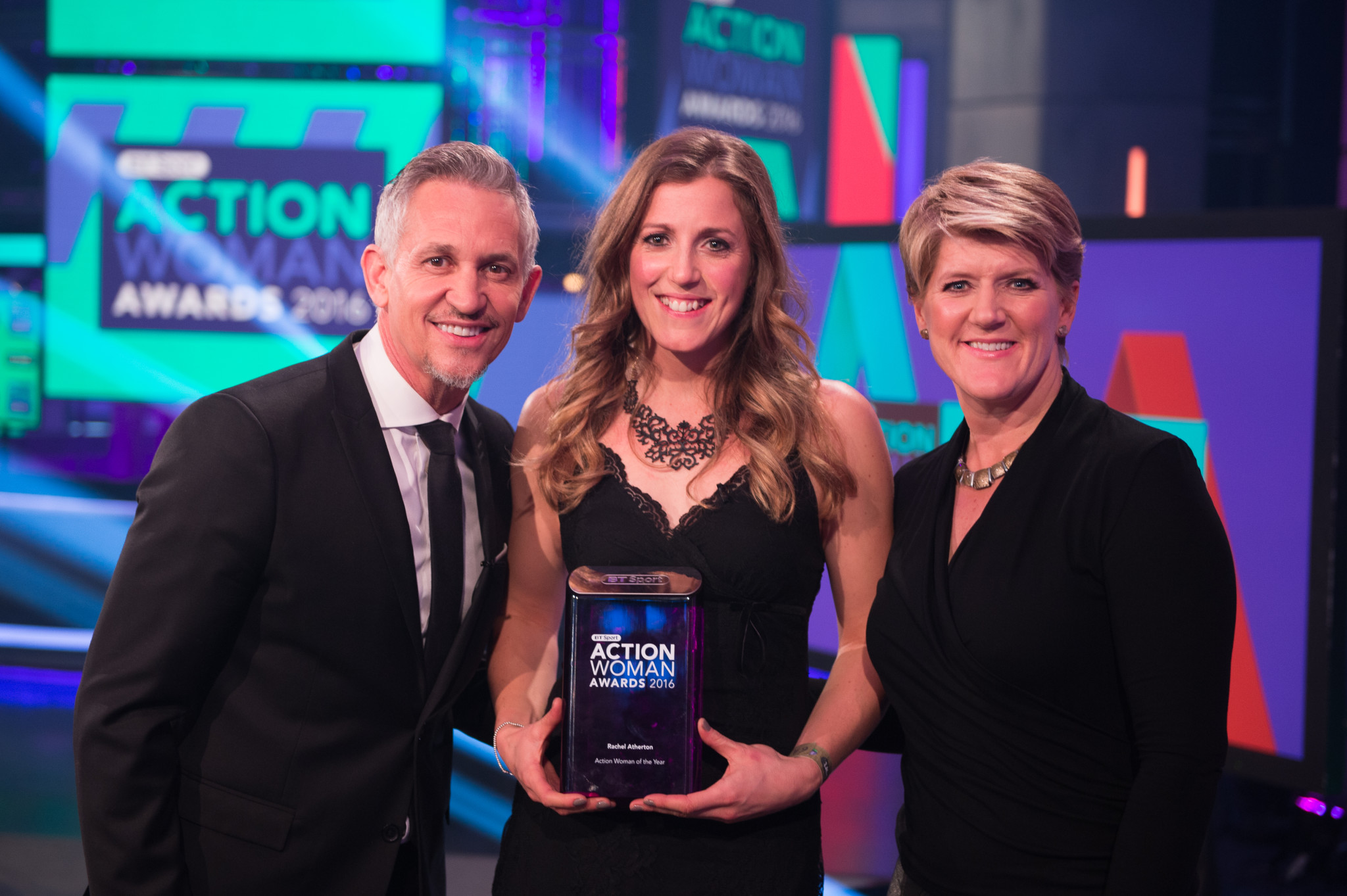 'BT Sport Woman of the Year Awards' (BT Sport) - Edit Producer