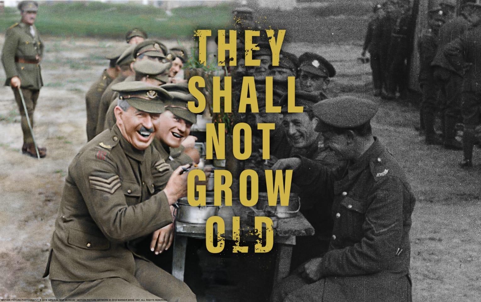They Shall Not Grow Old with Peter Jackson