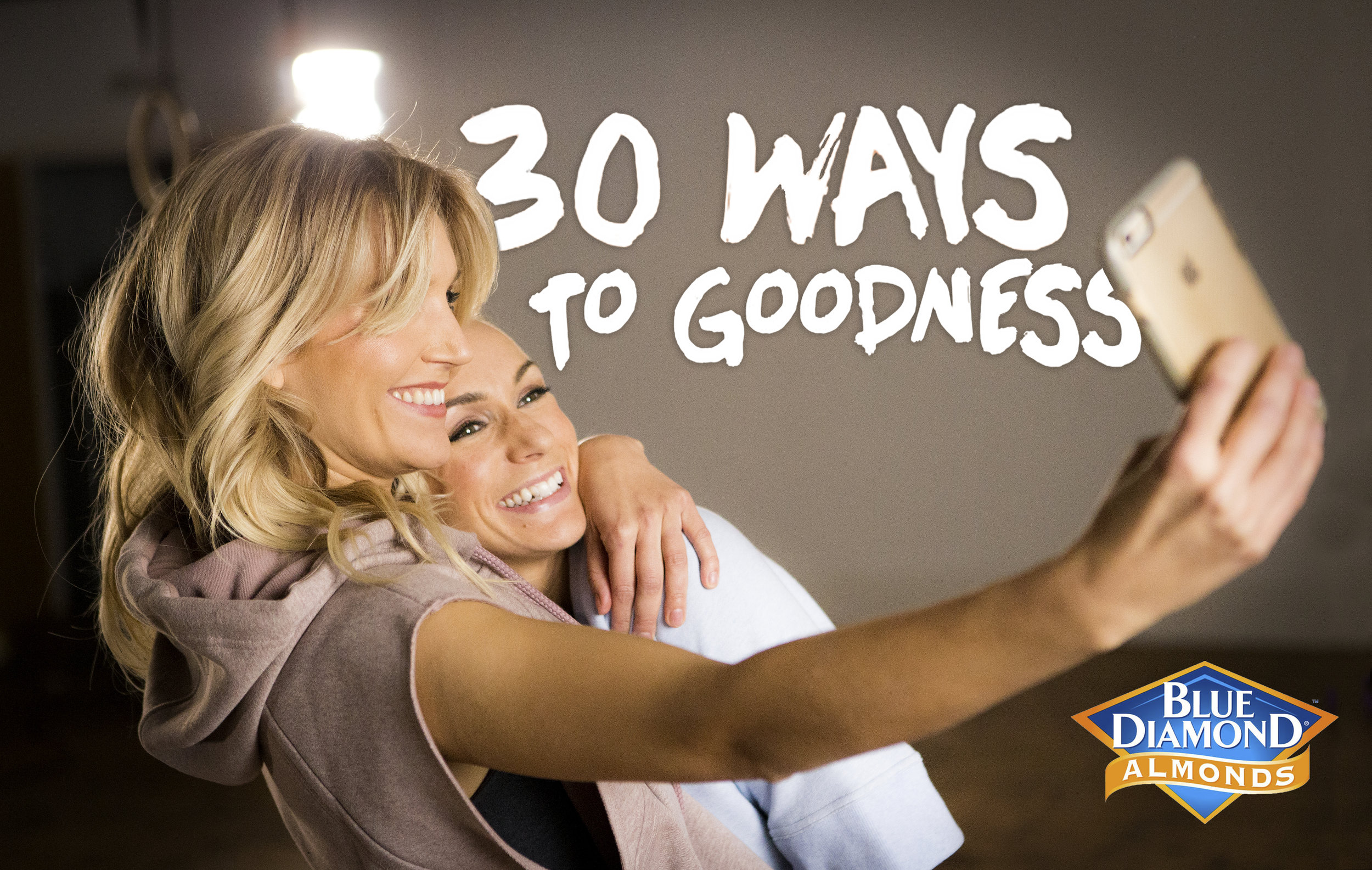 Blue Diamond's 30 Ways To Goodness