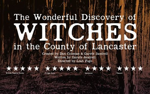 'The Wonderful Discovery of Witches in the County of Lancaster'