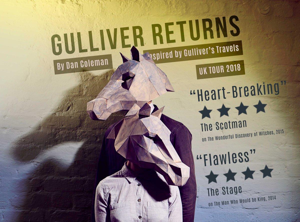 'Gulliver Returns'