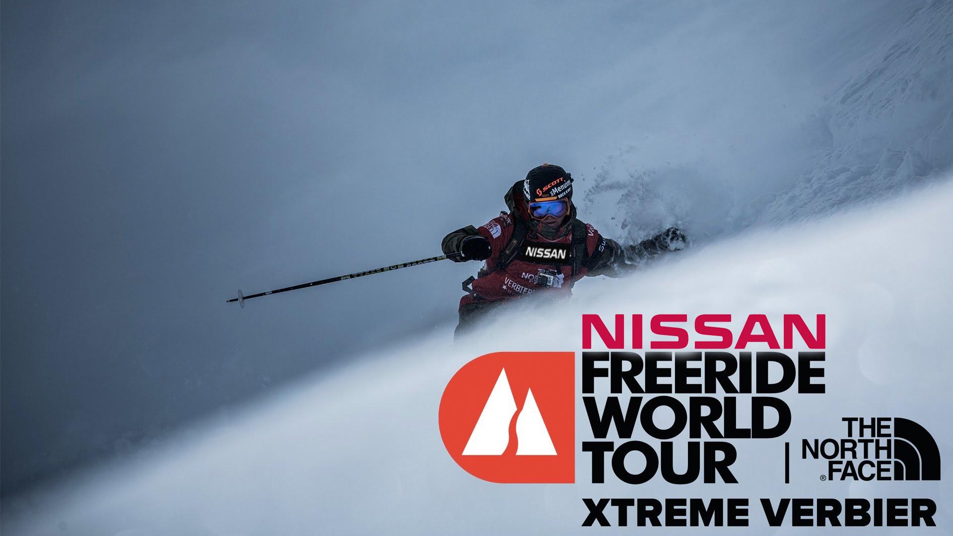 'Freeride World Tour' - Nissan & Eurosport