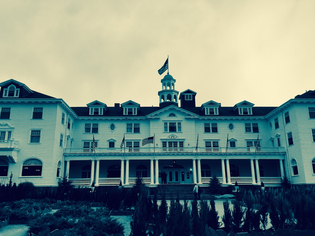 Staying the night in 'The Shining' hotel (i Newspaper)