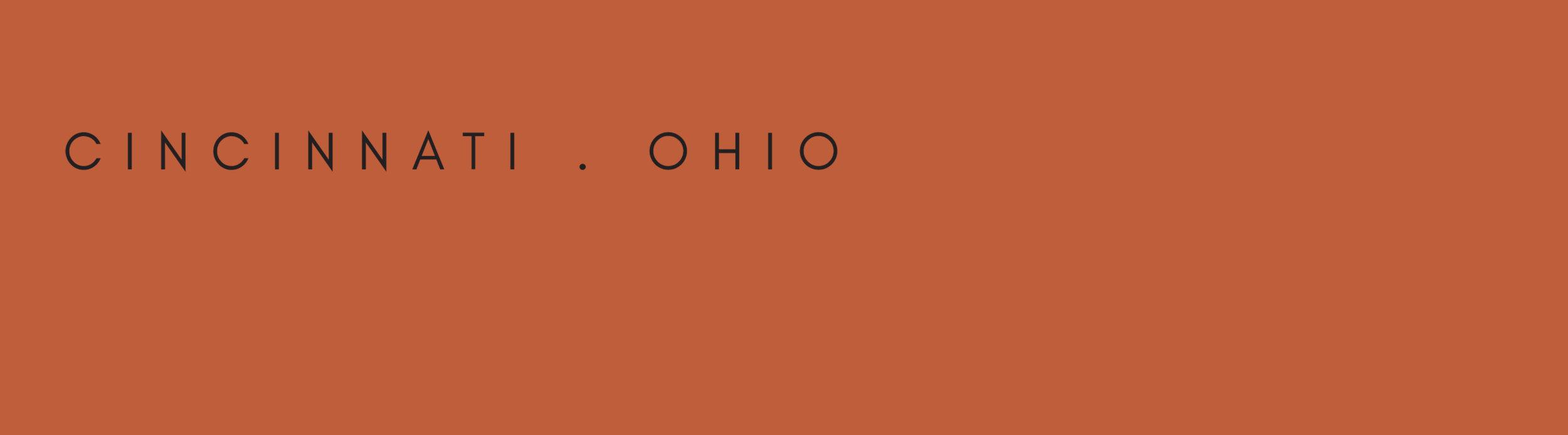 OHIO CONNECTION - CINCINNATI. COLUMBUS. CLEVELAND