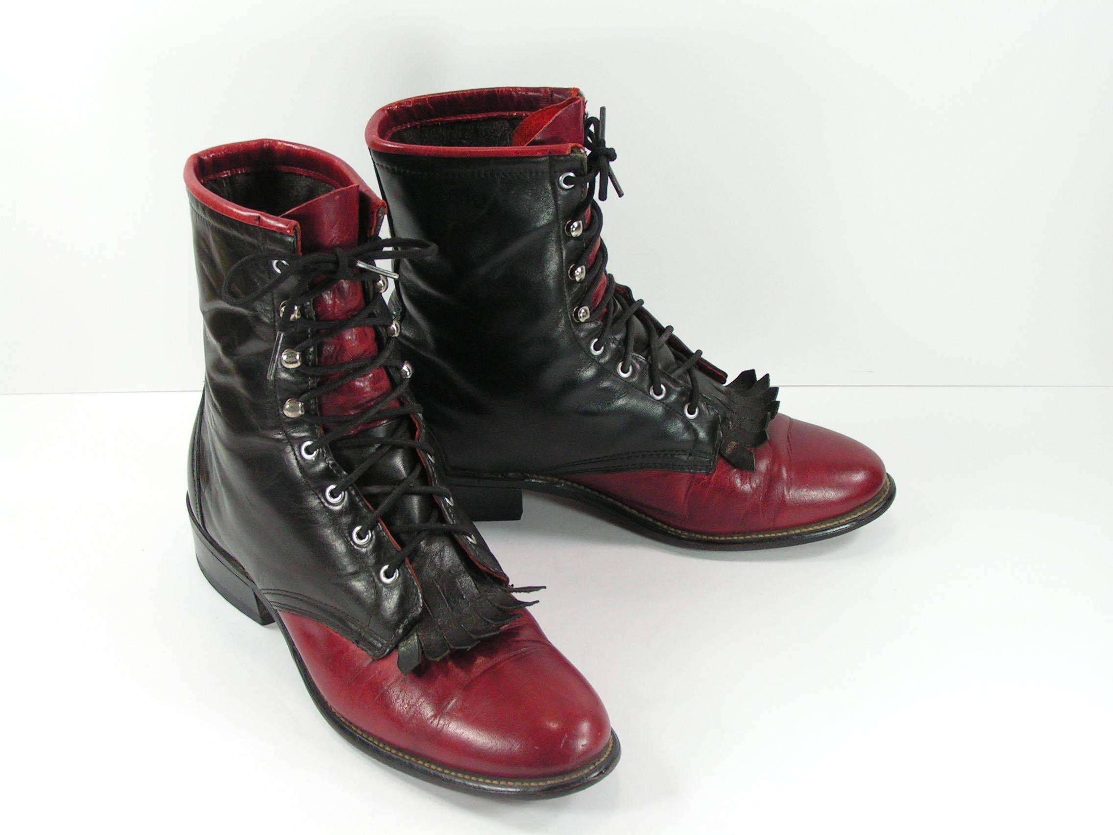 Women's Size 7 // Vintage Cowboy Boots, $59.99
