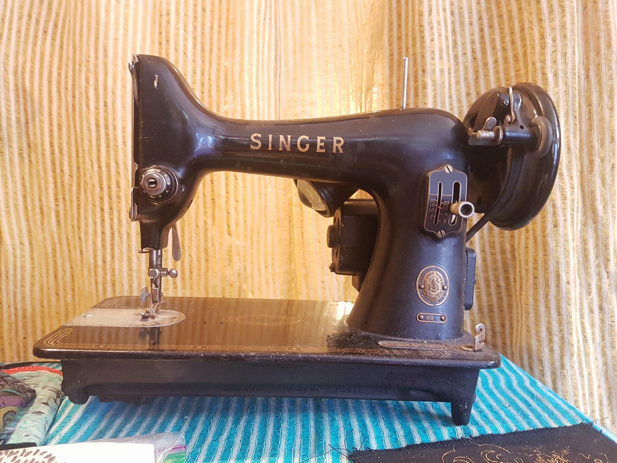 old singer