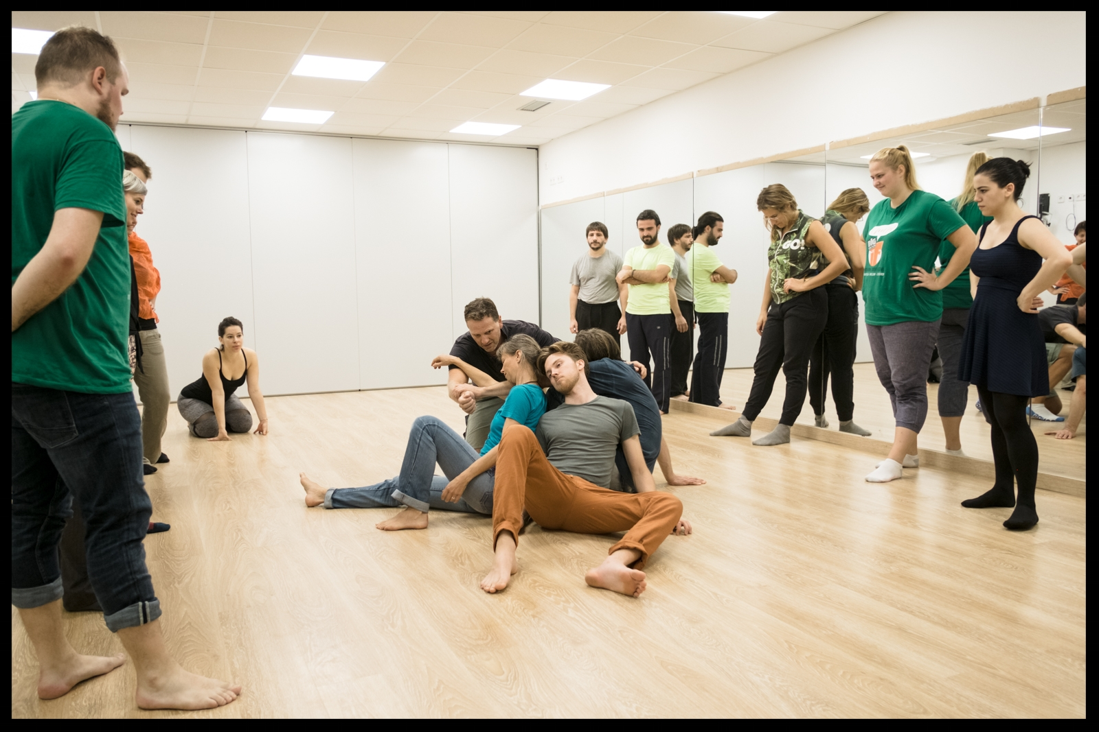 Professional - These workshops can be taken by improvisers with 6+ years experience who perform professionally and teach or coach other improvisers.