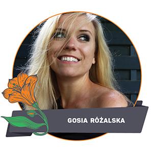 Teacher: Rozalska (Gosia) Malgorzata