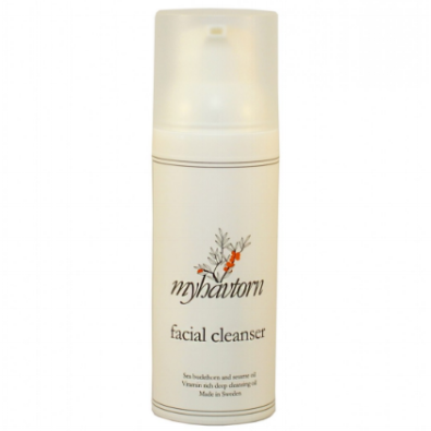 MYHAVTORN FACIAL CLEANSER   So OIL CLEANSING is legit. I feel like if you're not doing it, you're going to start doing it once you read this because it really is the best thing I have ever done! I used to use gel cleansers, milky cleansers and I even sometimes do depending on the season or the day. But this sea buckthorn oil based cleanser has done wonders for me and my skin.