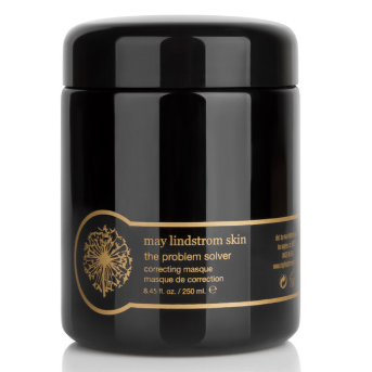 THE PROBLEM SOLVER   I would actually use the entire May Lindstrom skincare line if I felt like I should but my skin is still so young so it doesn't make sense to invest in it every single time but this AMAZING mask has really a lot to offer from her line.