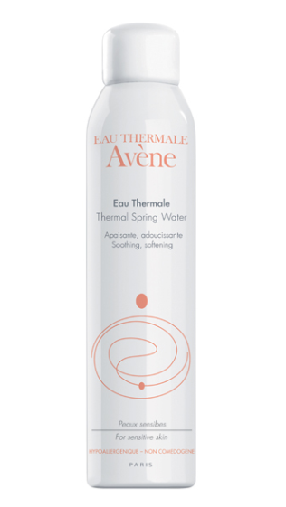 """EAU THERMALE   For whatever reason this is the only """"toner"""" that makes my skin so happy. I love it because it comes in sizes. I bring the mini bottles with my in my purse for traveling around, flights, after the gym and let me tell you it is like a magic wand."""