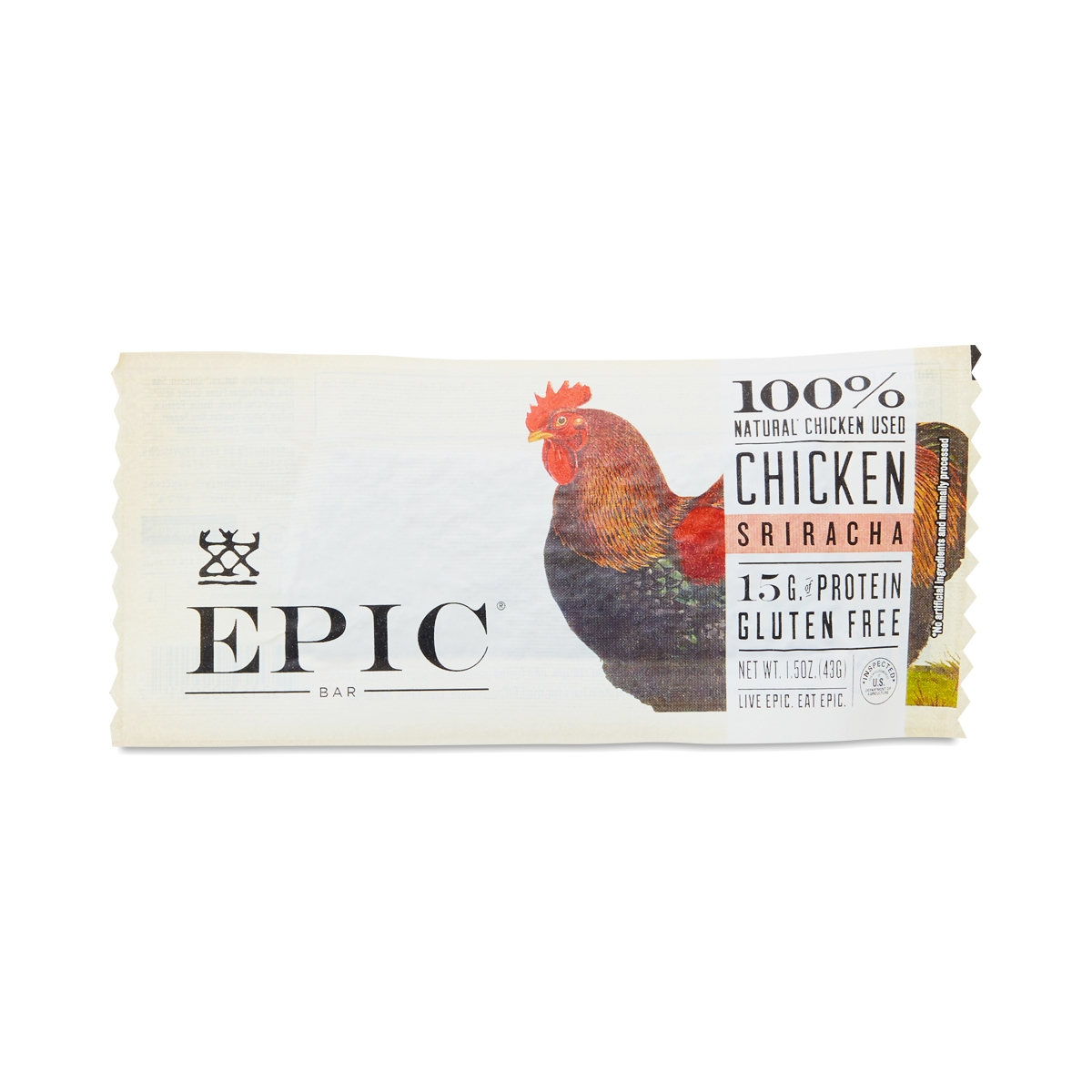 Epic Chicken Siracha Bar