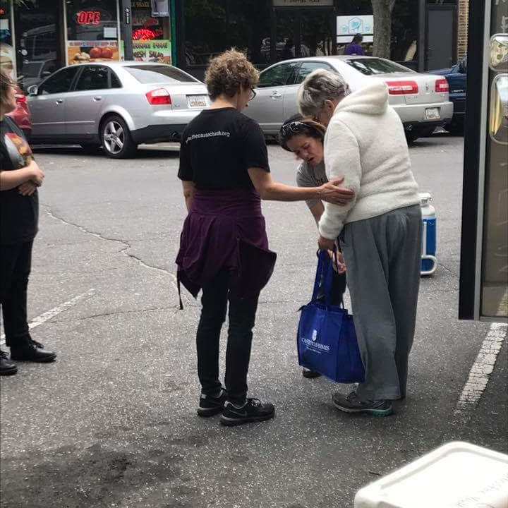 OUR COMMUNITY - We regularly bless our local schools by running The Good news clubs, and giving to local children in need every Christmas. We volunteer at and financially partner with City Beat Baltimore to help the homeless, victims of human trafficking, foster families, and impoverished neighborhoods. We also have an outreach team that prays over the schools and malls, volunteers in food banks, and more.Laying a foundation of relationships – Many Christians encountered God through some form of relationship. Maybe it was a close friend, co-worker, family member, or neighbor. In any event, we ask ourselves this question: If people are inclined to encounter God down these avenues, then why not sow seeds of relationships with others? This has opened doors for deeper connection, which in turn, translates to hearts opened towards God.