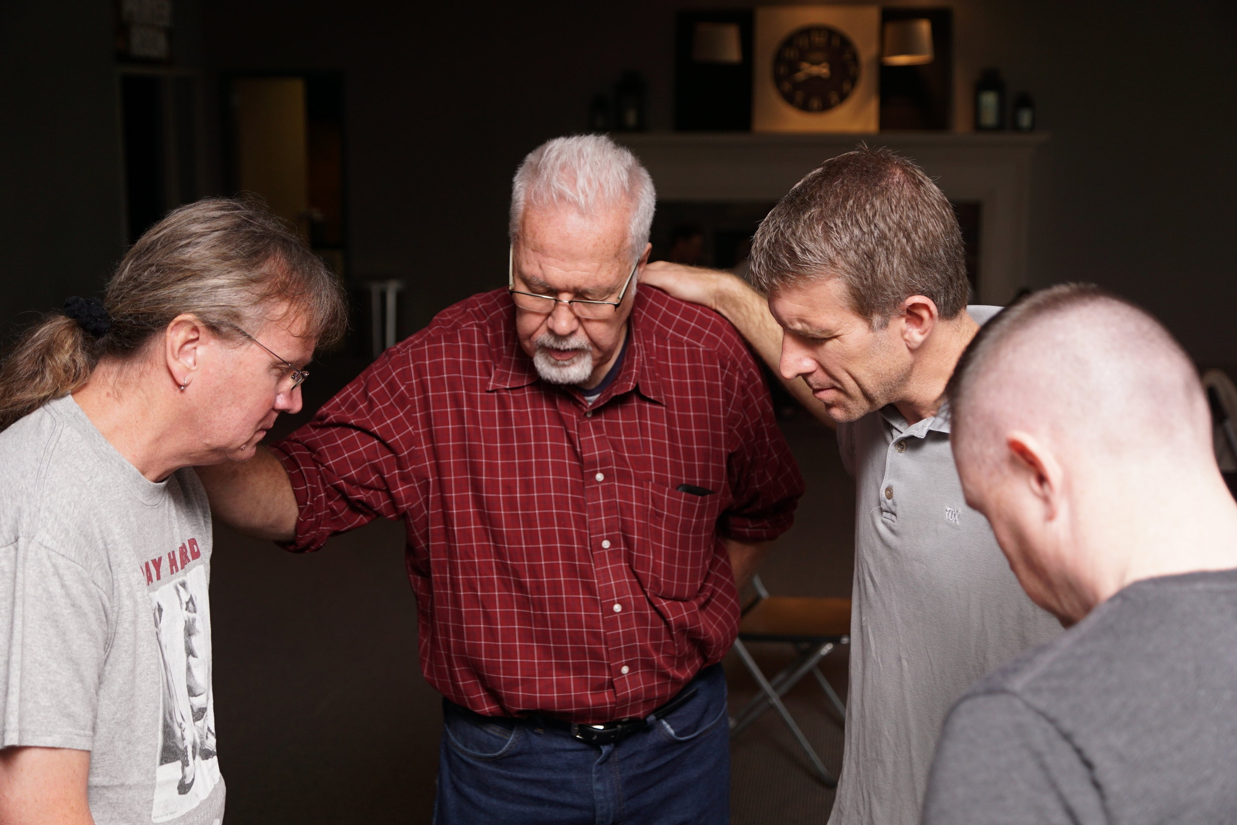 Prayer - Prayer is the foundation of what we do! Join our team!