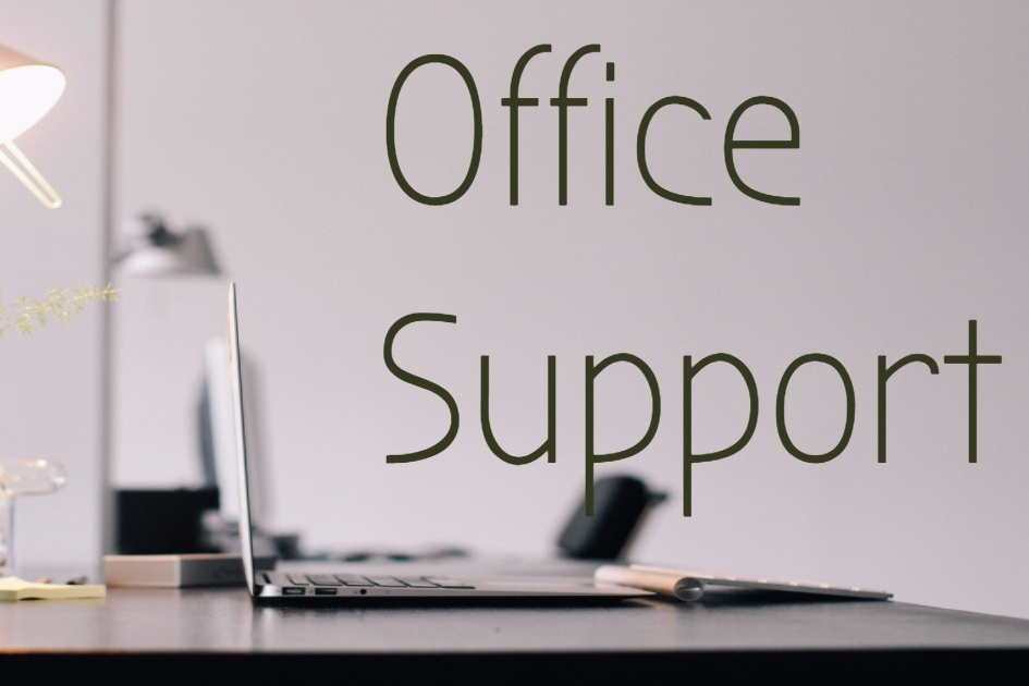 Office Support  - It takes a lot of work to prepare for Sunday! If you are PASSOINTAE about adminstraive work, join our team!