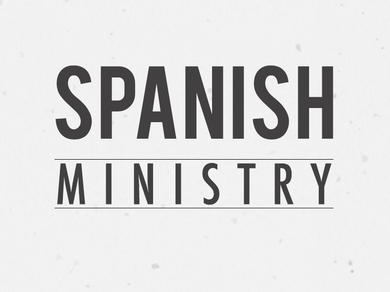 Spanish Ministry - To get involved or to ask questions email spanish@thecausechurch.org
