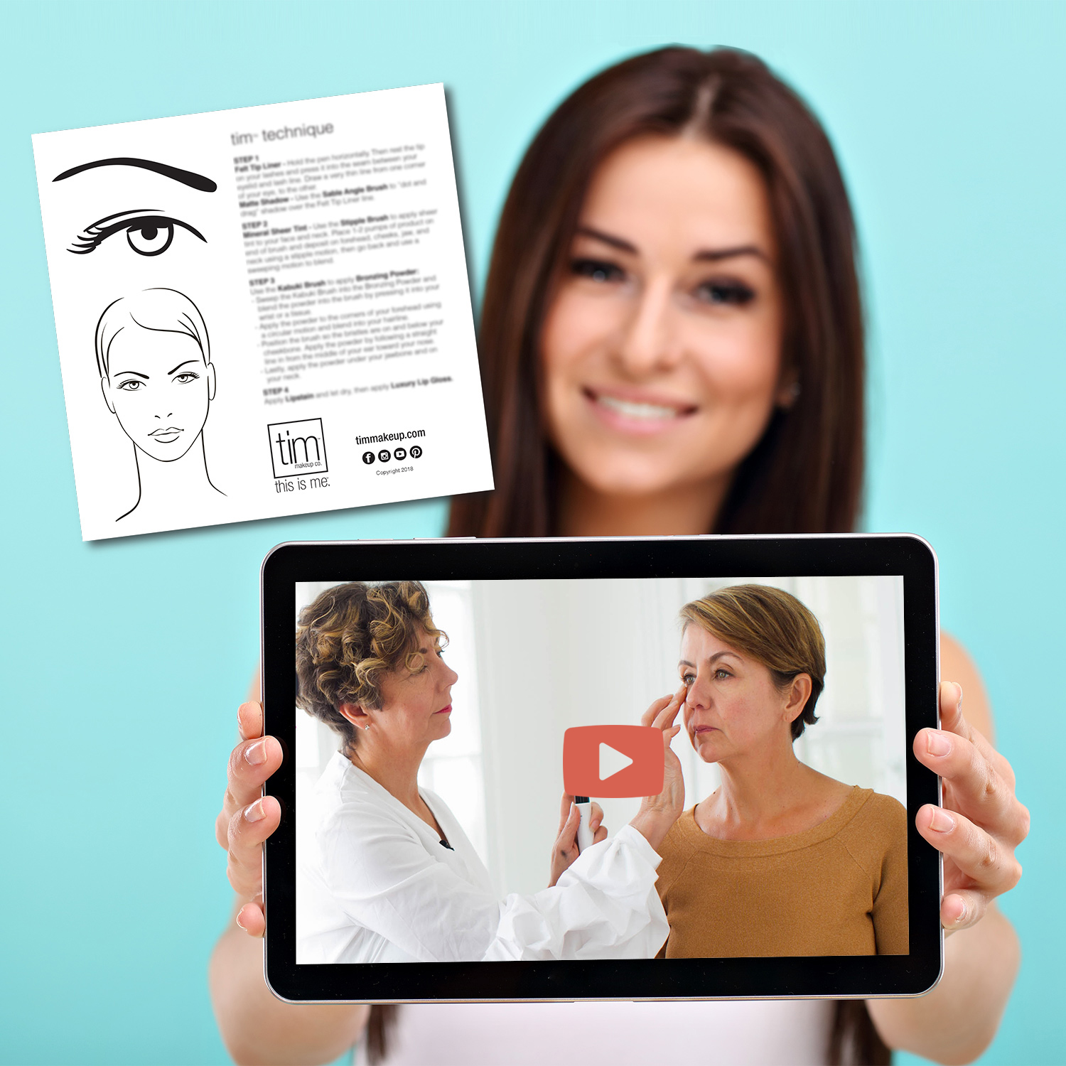 Face Chart and Video Exclusive Offer