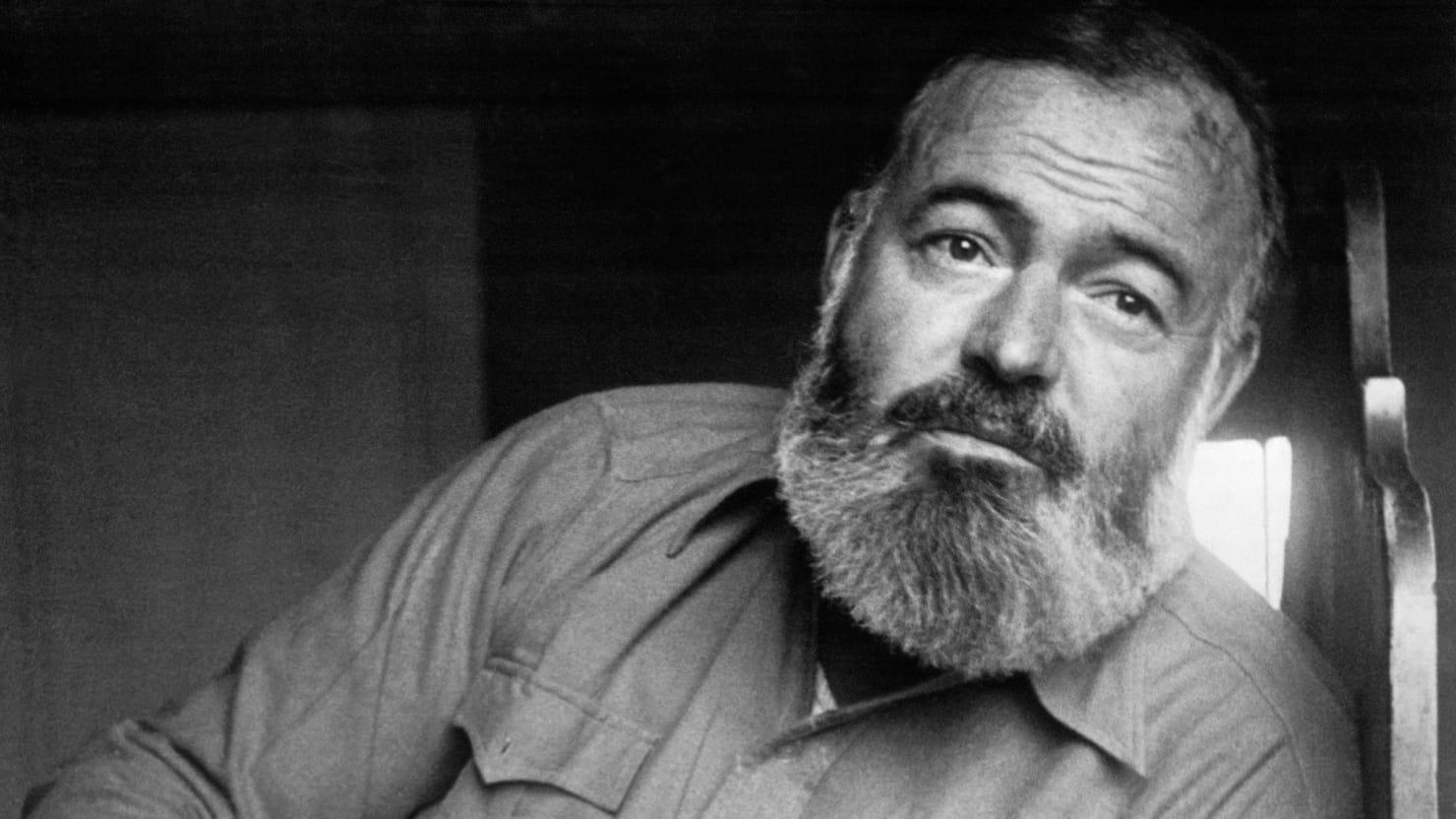 Still love ya, Hemingway.