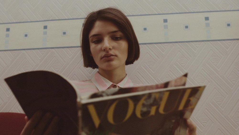 Waiting Room ii // Fashion Film