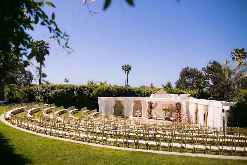 ceremony, wedding ceremony, shawna yamamoto, wedding flowers, enchanting nuptials, indian wedding