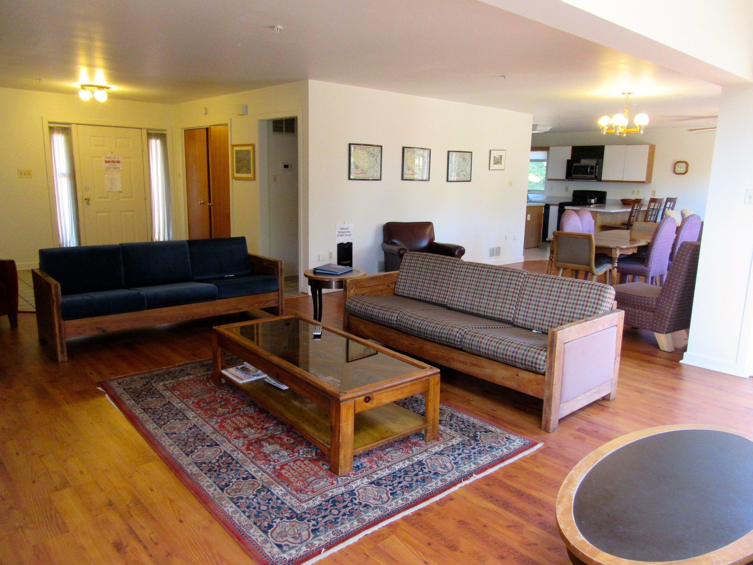 Cottage Interior Living Room