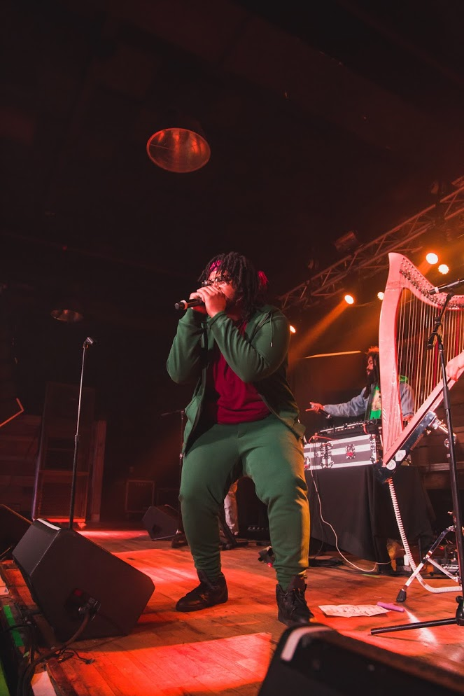 Mfn Melo Performs at JWD 2018 - Photo by: Evan Brown