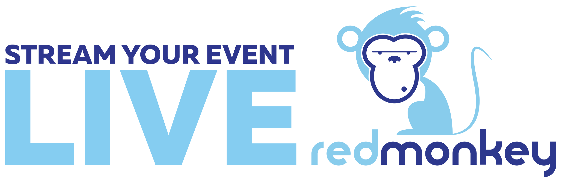 Stream Your Event Live Red Monkey - Logo.png