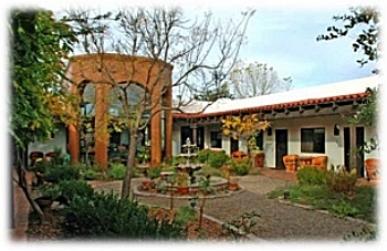 Casa de San Pedro B&B is located on 10 acres adjacent to the San Pedro River Riparian National Conservation Area
