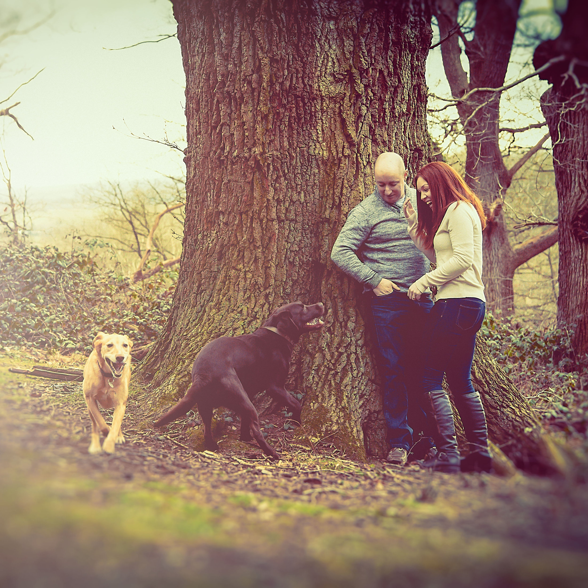 COUPLES & PETS -