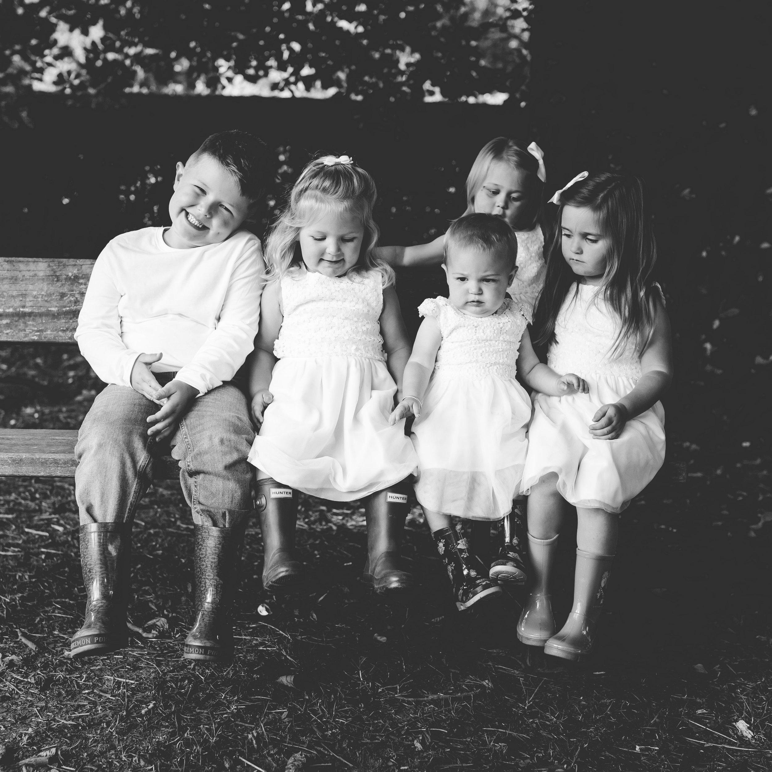 NATURAL childrens PORTRAITS -