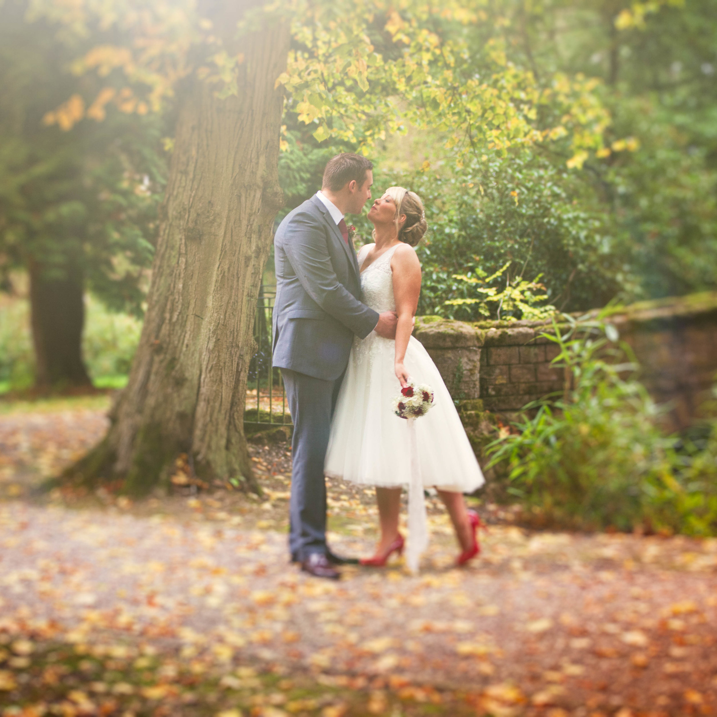 AUTUMN COUPLE SHOTS -