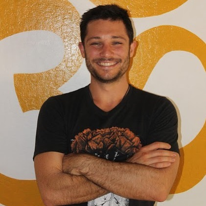 "Welcome Daniel Windsor to YCC! Beginning this Wednesday he'll be teaching ""Gentle Sunrise Flow"" every Wednesday and Friday at 6:30 a.m.  If you are an early riser or worker, this is the class for you! #earlymorningyoga #sunriseyoga #chicoyoga #yogainchico #sunrisechicoyoga"