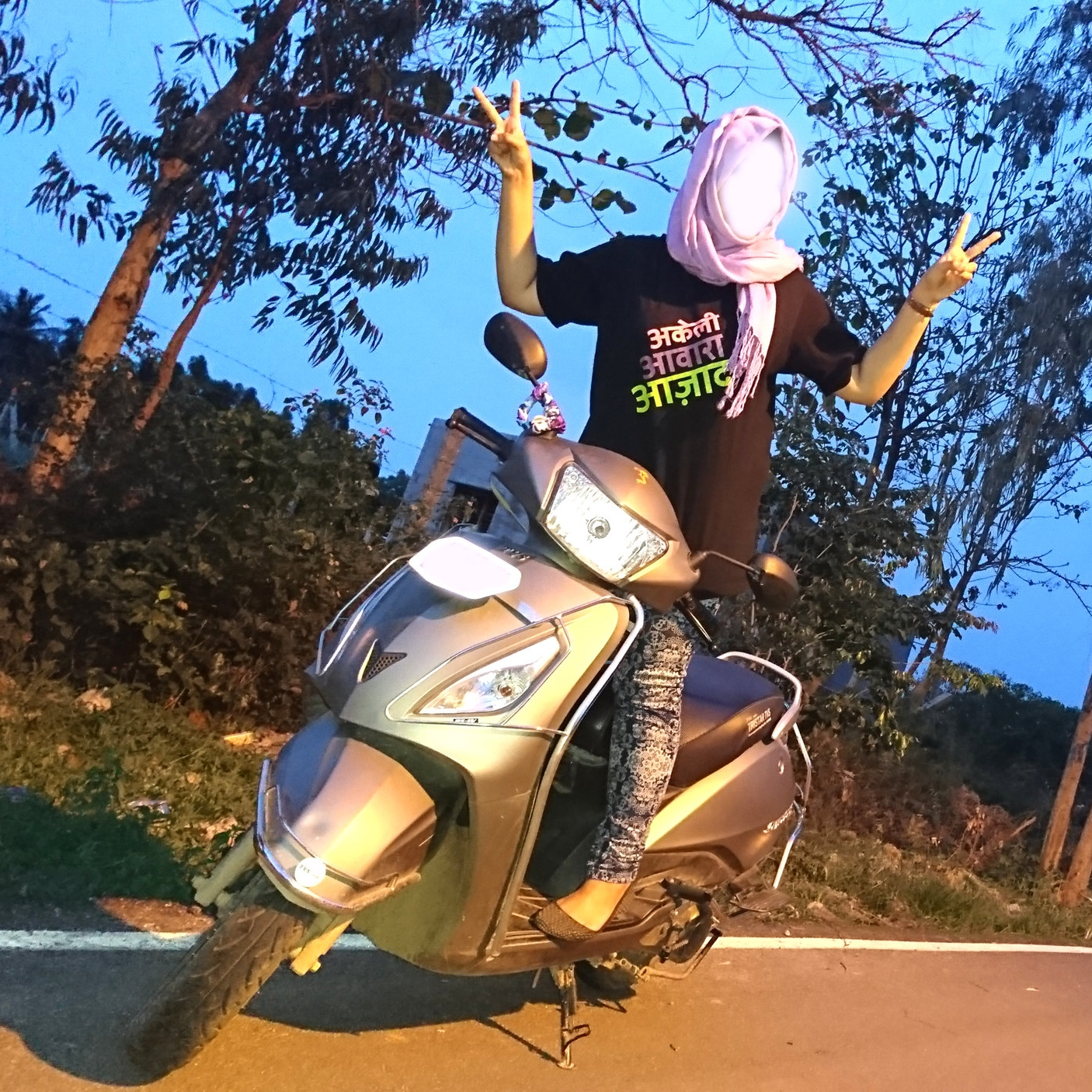 Action Hero Mayisha