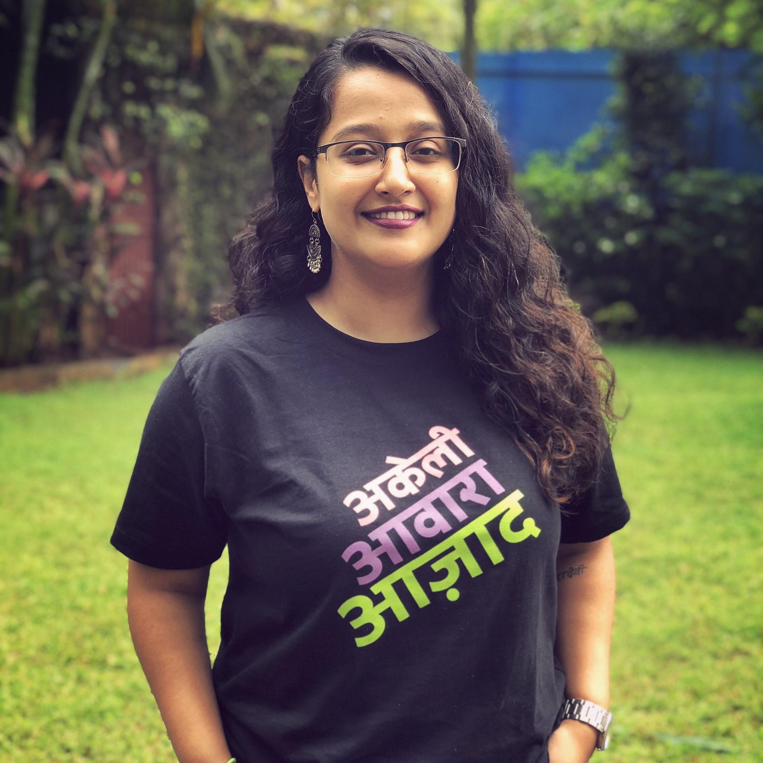 Riddhima Sharma (FemPositive), Mumbai