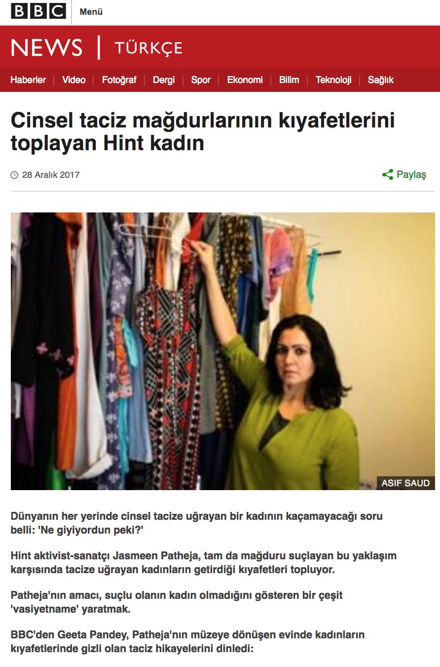 BBC Turkey, 2017