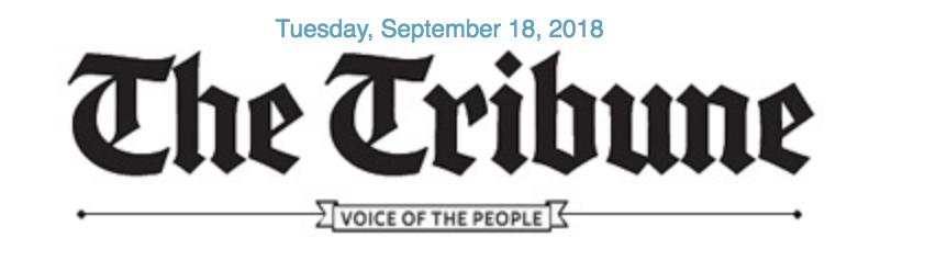 The Tribune, 2016