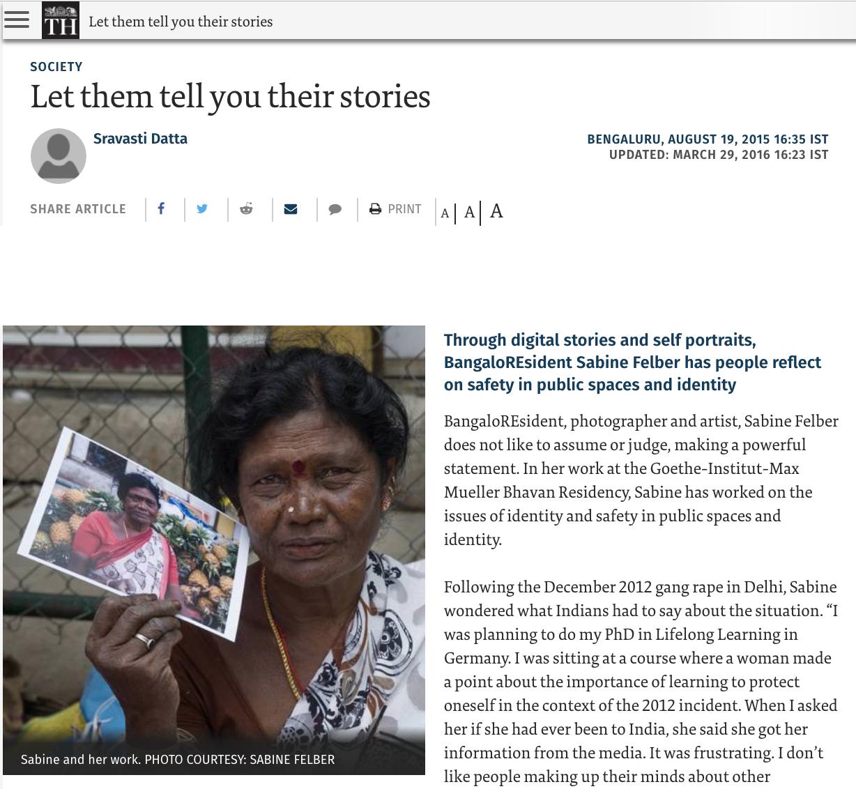 The Hindu, 2015