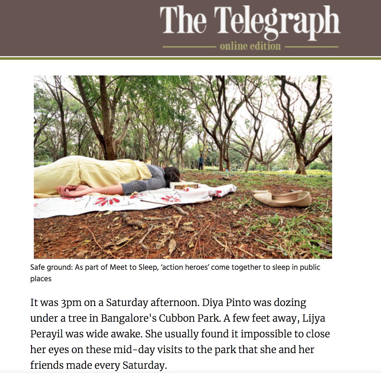 The Telegraph, 2015