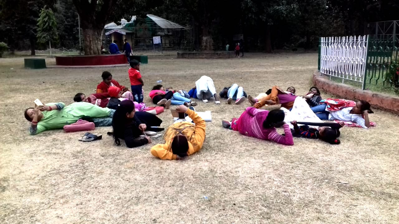 Meet To Sleep 2018, Bokaro, Sahyogini in association with CREA