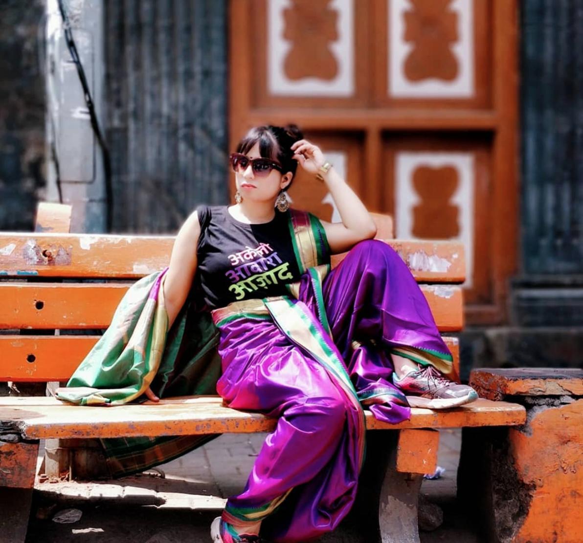 Megha Raina, Pune