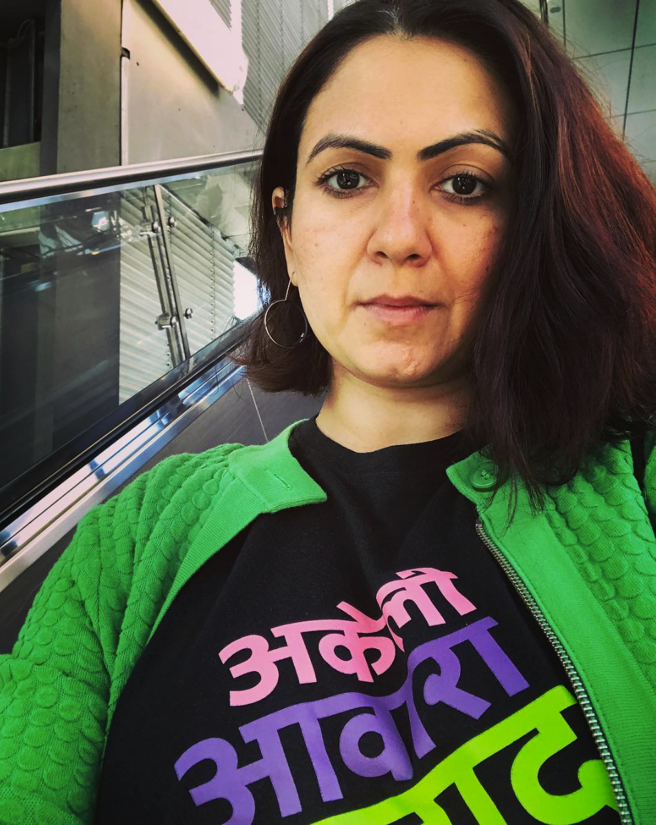 Jasmeen Patheja, Founder Blank Noise