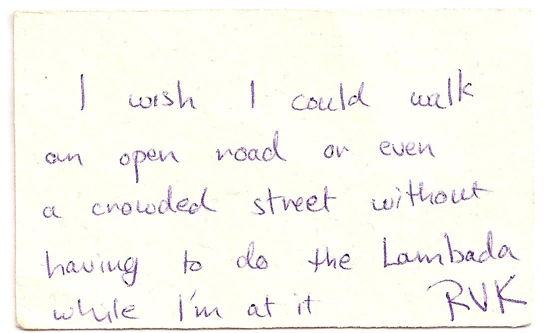 I Wish  I Believe (2007) — Blank Noise